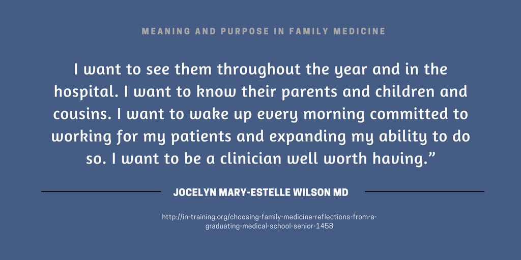 Jocelyn Wilson M.D. quote
