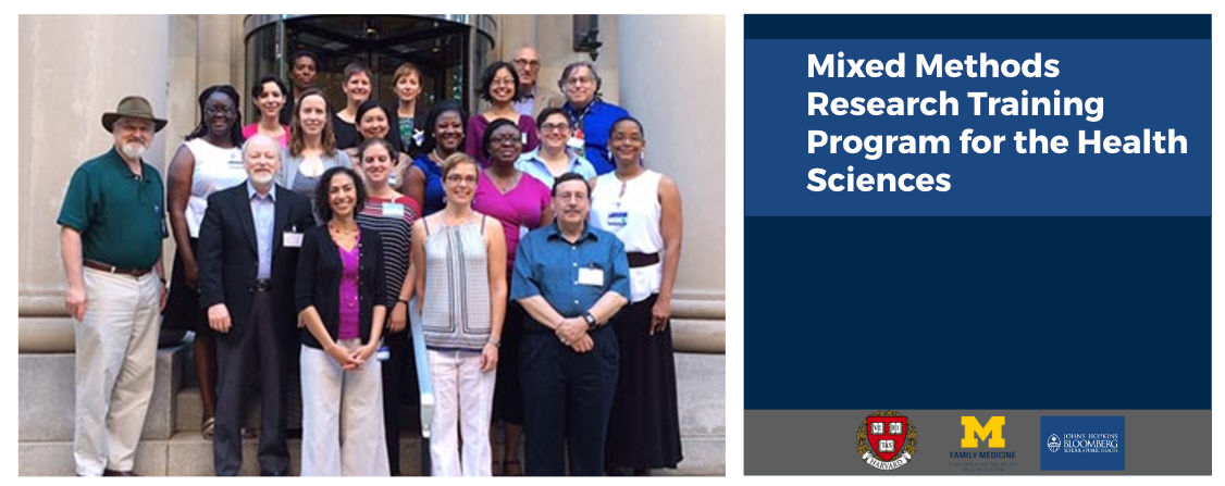 Mixed Methods Research Training Program