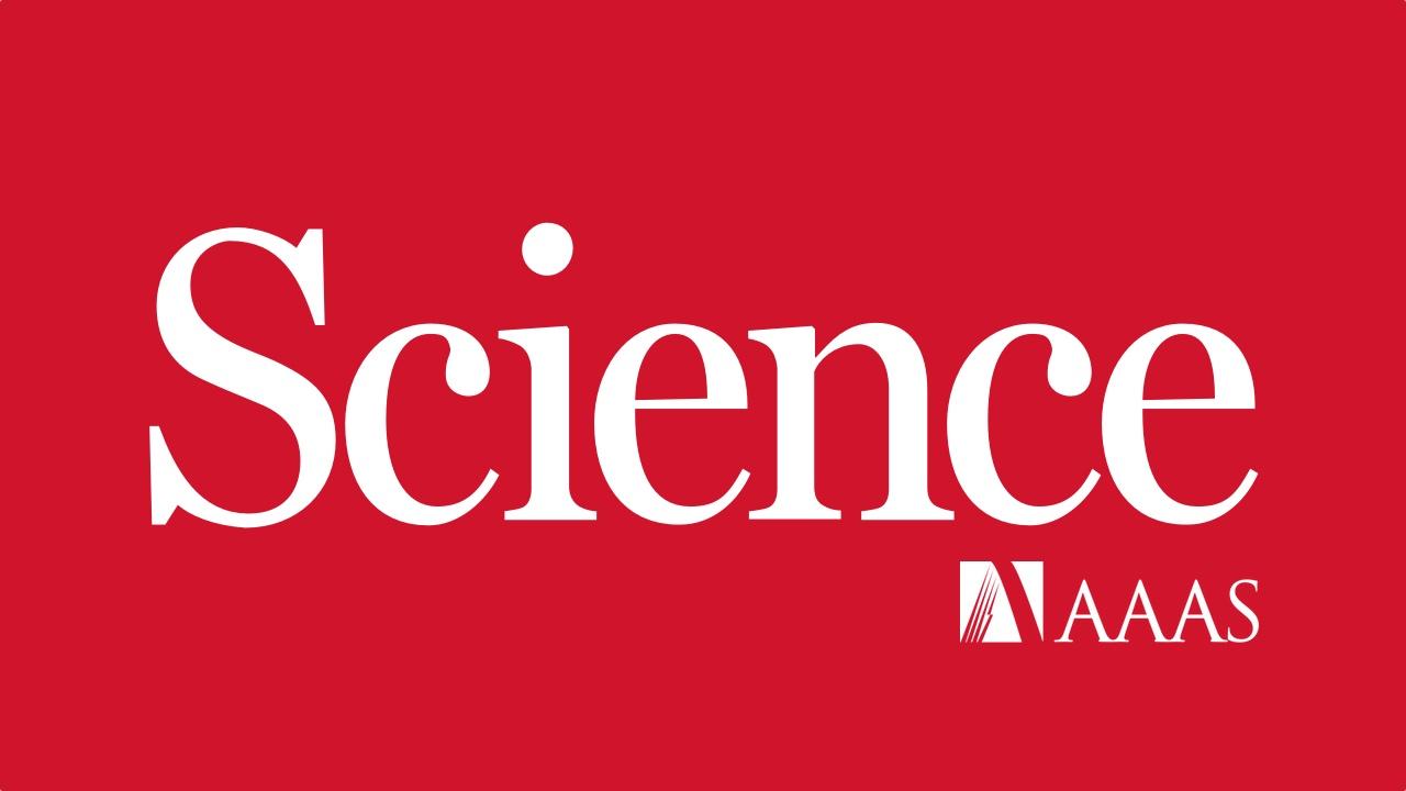 image of Science magazine logo
