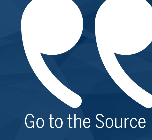 Go to the Source logo