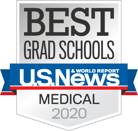 US news and world reports graduate programs medical rankings 2020
