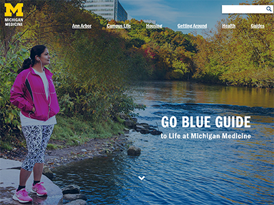 Go Blue guide to life in Ann Arbor