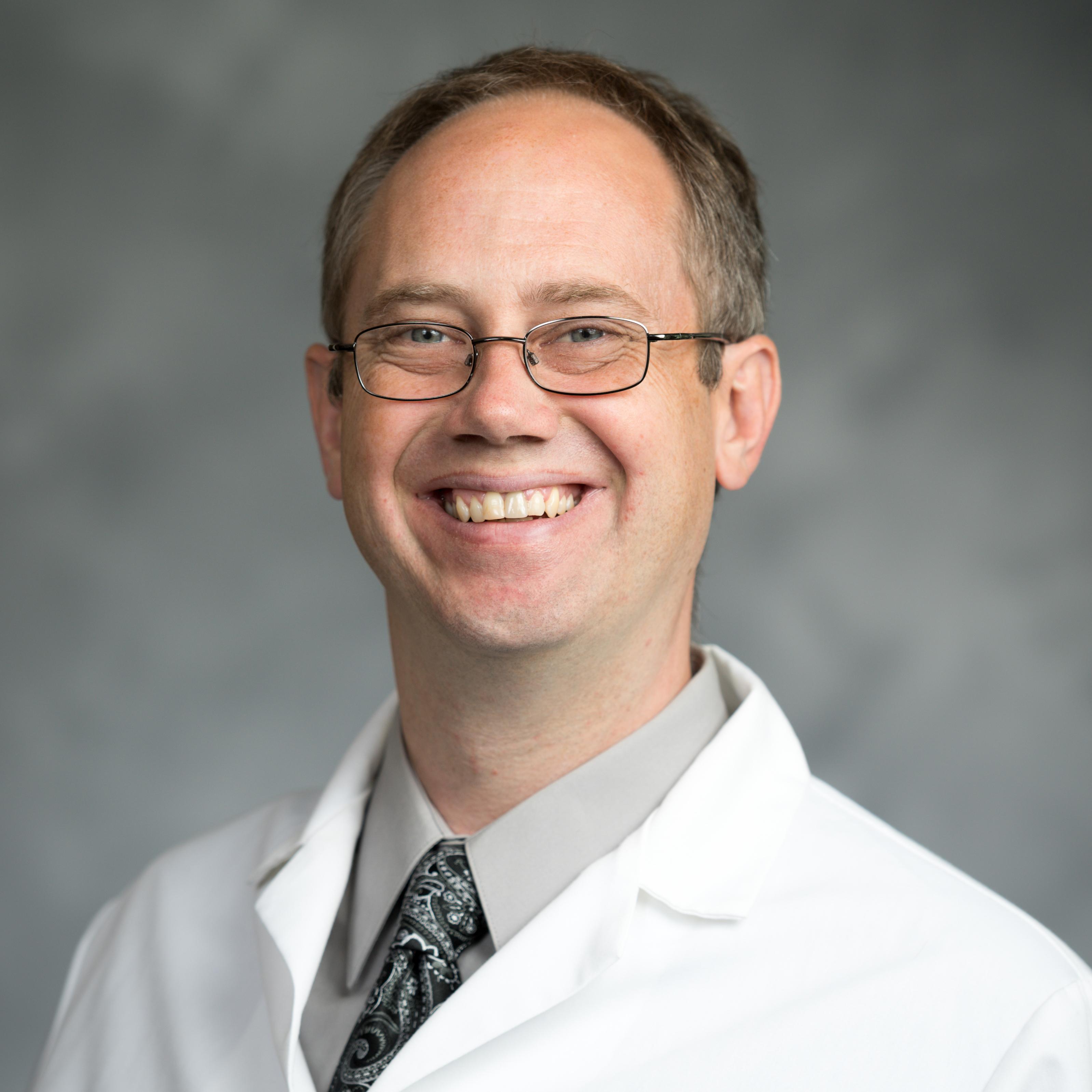 photo of Dr. Benjamin Murdock