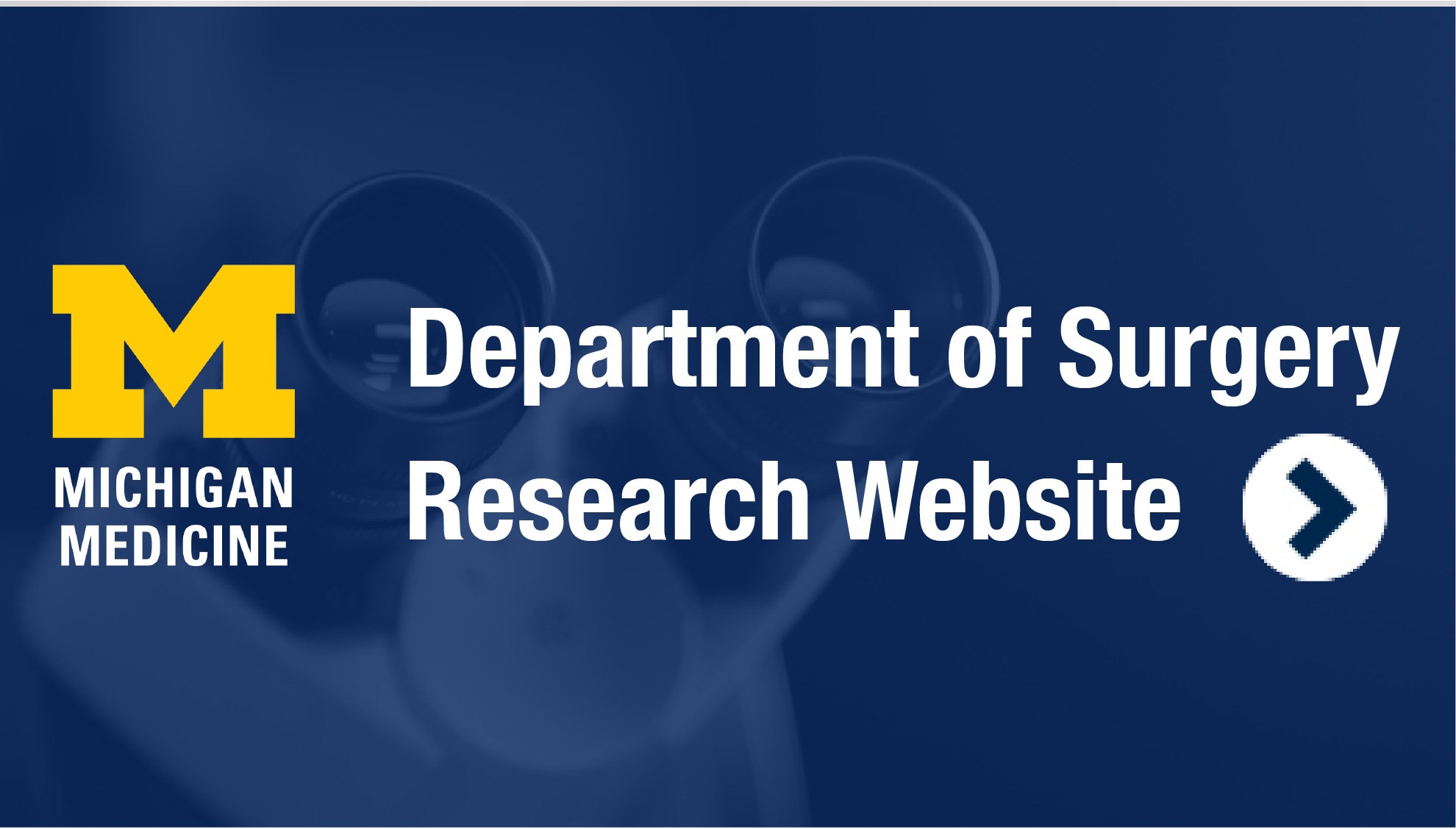 Department of Surgery Research Website