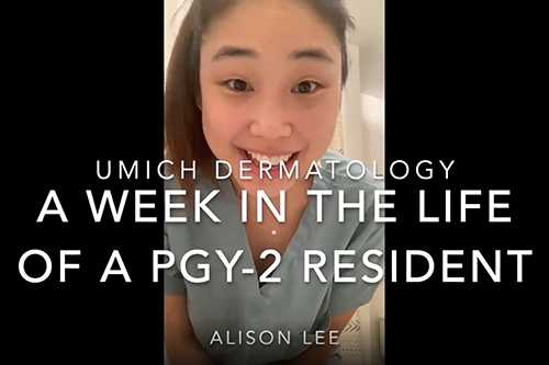 Week in the life - PGY2