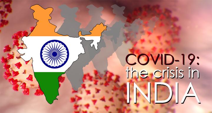 India COVID graphic