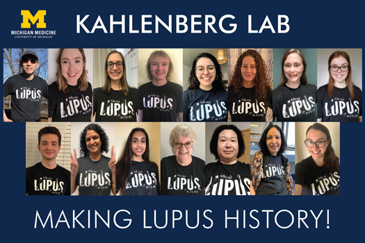 Meet the Kahlenberg Lab Members