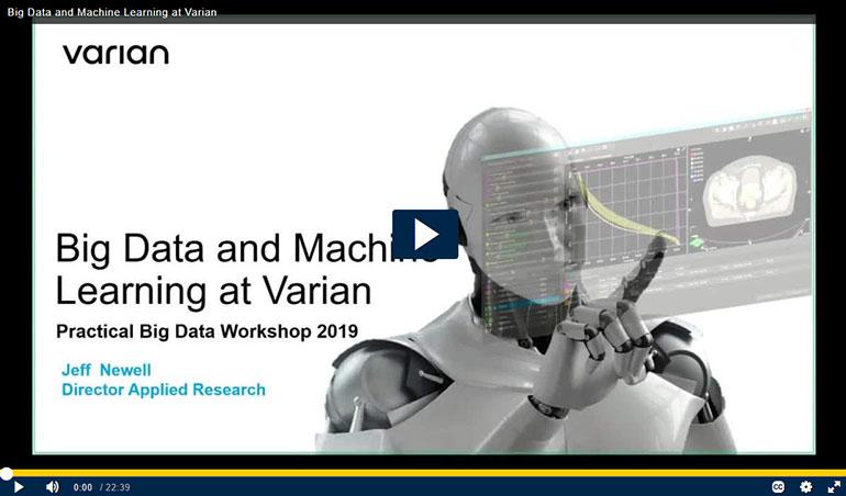 Big Data and Machine Learning at Varian