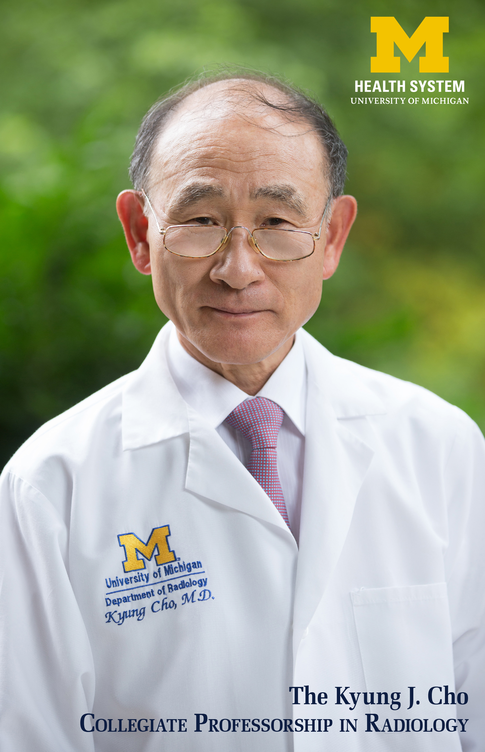 Kyung J. Cho Professorship