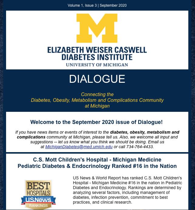 September Dialogue