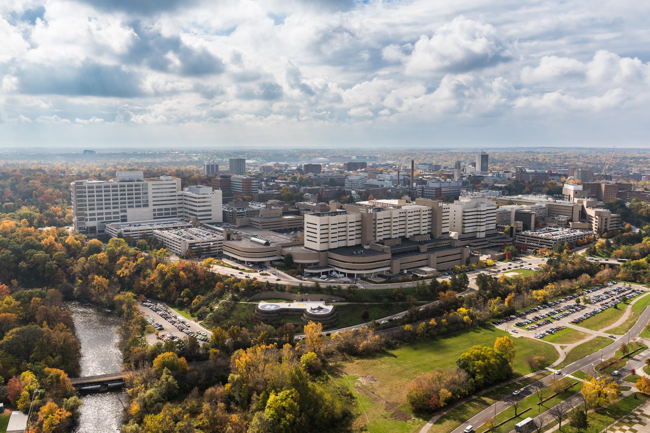 Medical Campus and Arboretum