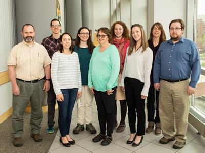 2019 EBS Research Staff Award Recipients