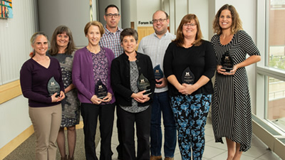 2019 EBS Teaching Award Recipients