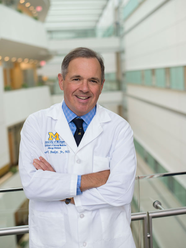 James R. Baker, Jr., M.D.