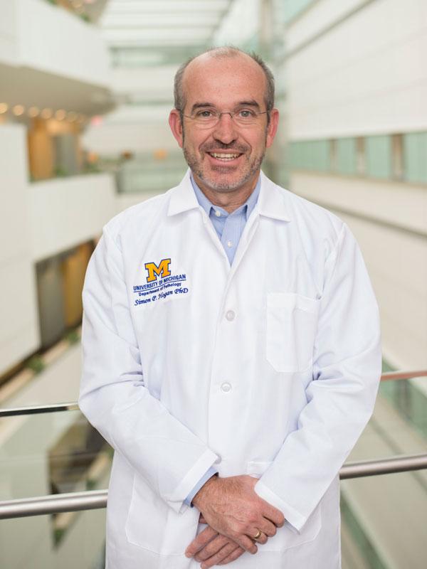 Simon Hogan, Ph.D.