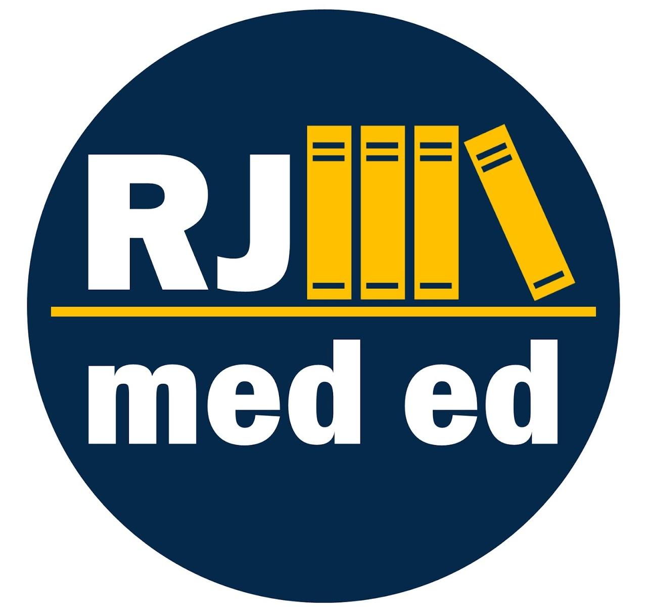 RJ Med Ed Logo