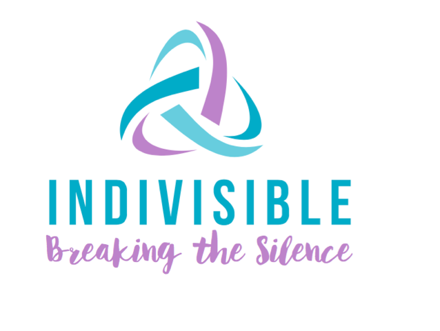 Indivisible Breaking the Silence campaign logo