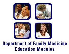 Fam Med Edu Module Logo