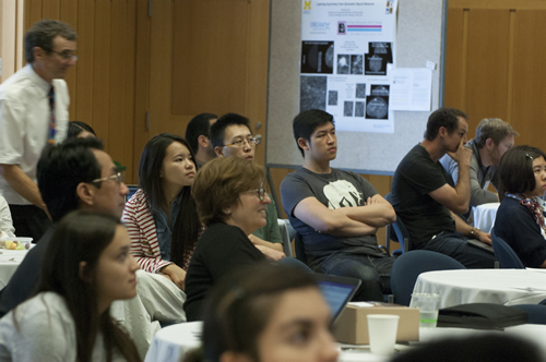 University of Michigan Bioinformatics Graduate Program Kick-off
