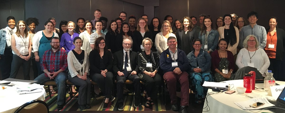 Mixed Methods June 2018 workshop attendees