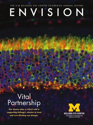 Cover of 2015 Envision