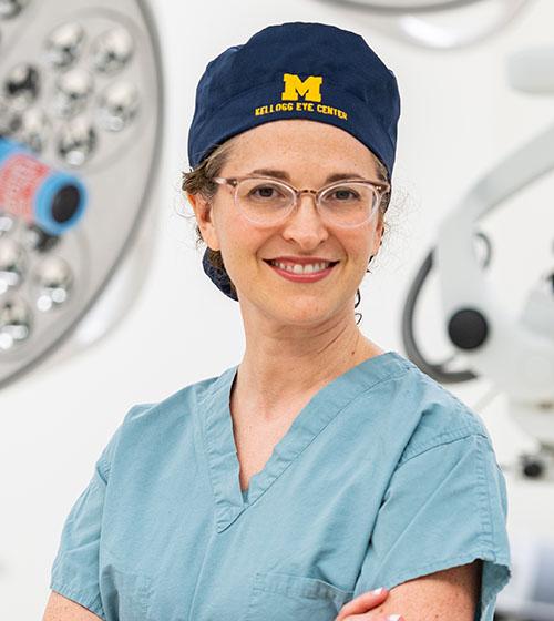 Ariane Kaplan, M.D.