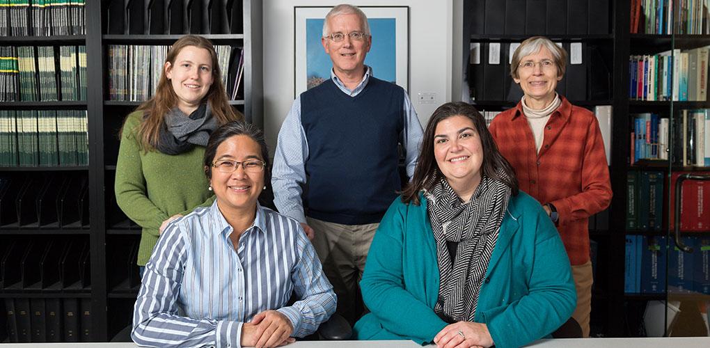 Members of the Study of Women's Health Across the Nation, or SWAN, include Michelle Hood, M.S., David Musch, Ph.D., M.P.H., Brenda Gillespie, Ph.D., Sayoko Moroi, M.D., Ph.D., Carrie Karvonen-Gutierrez, Ph.D.