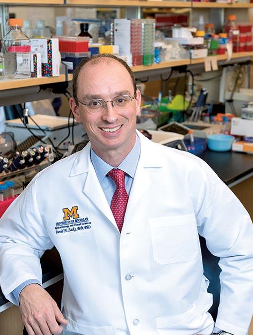 David Zacks, MD, PhD