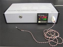Microscope stage temperature controller