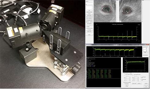 NeurOptics A-2000 Small Animal Pupillometer System