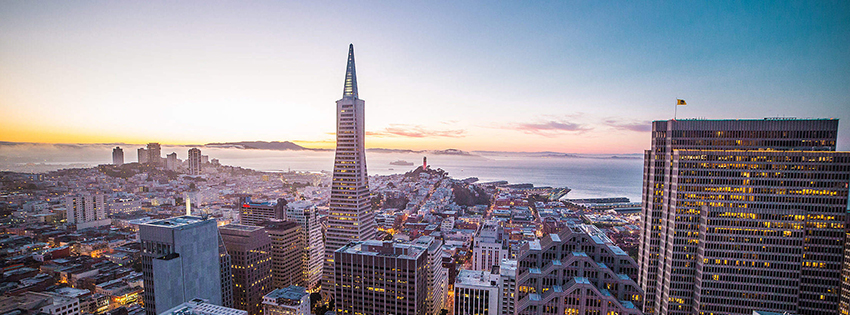AAO 2019, October 11-15 with a San Francisco city background