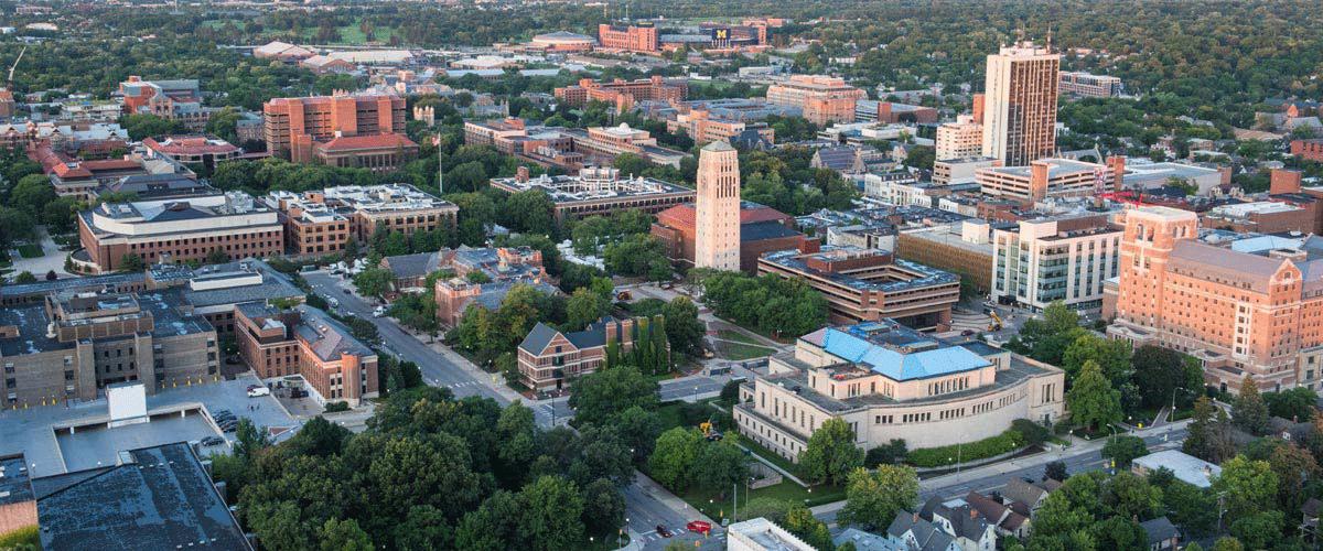 Univ of Michigan Main Campus