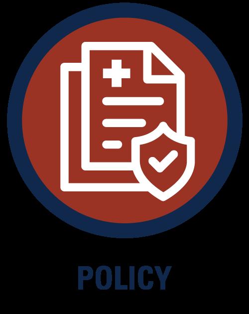 Pediatrics DEI policy icon