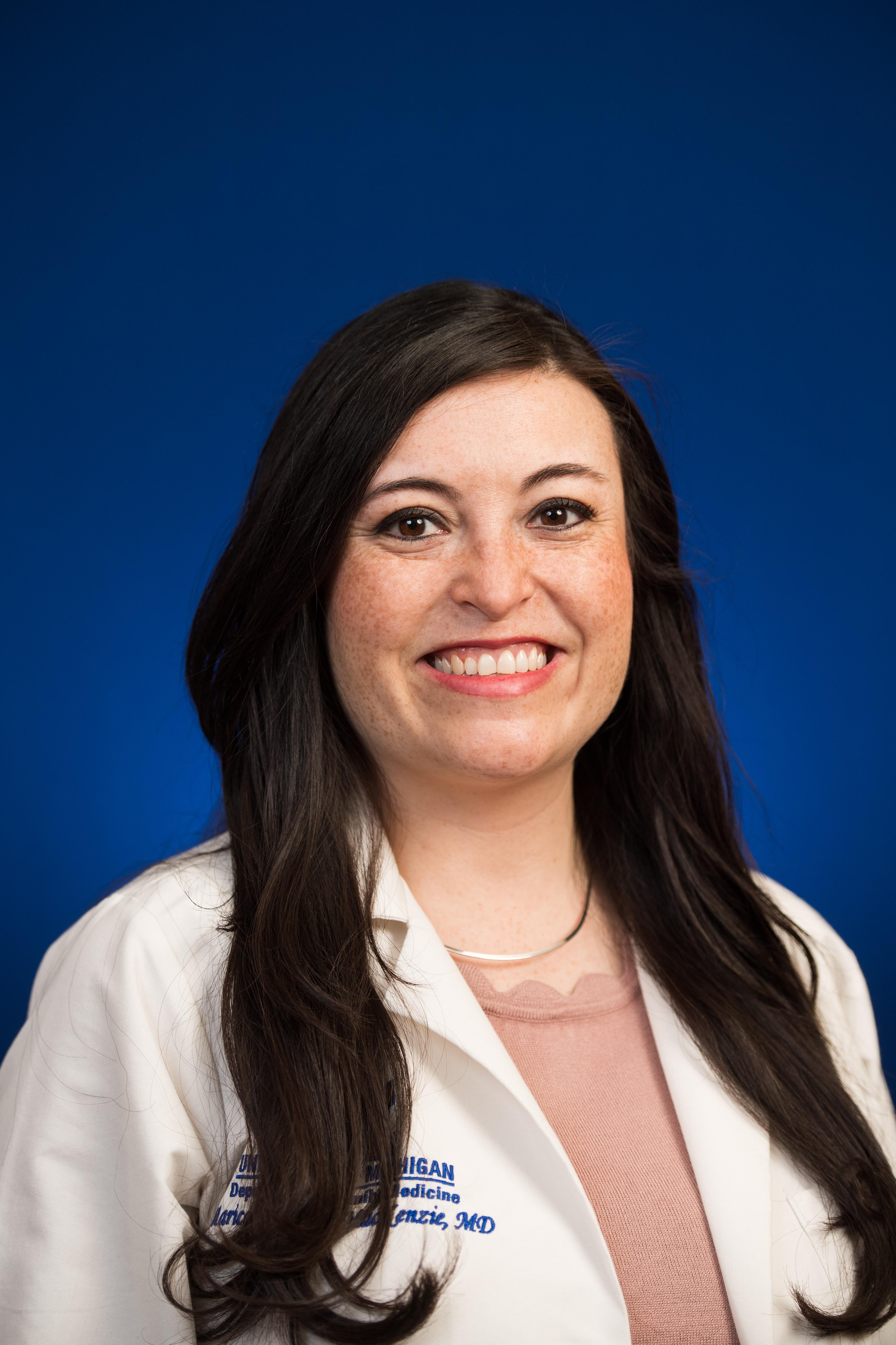 Maricela Castillo MacKenzie, M.D.