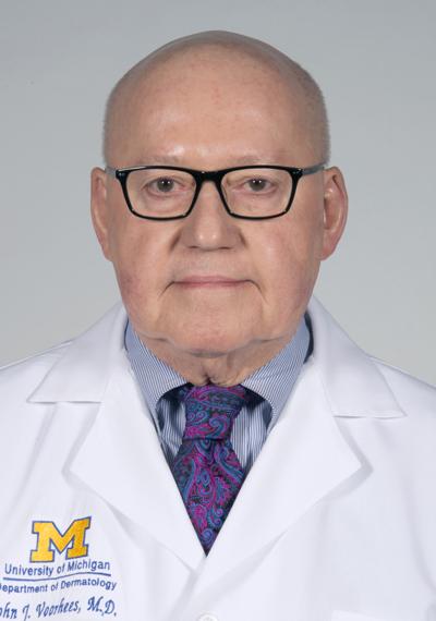 John J. Voorhees, MD FRCP