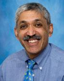 Dr. Raghavendran headshot