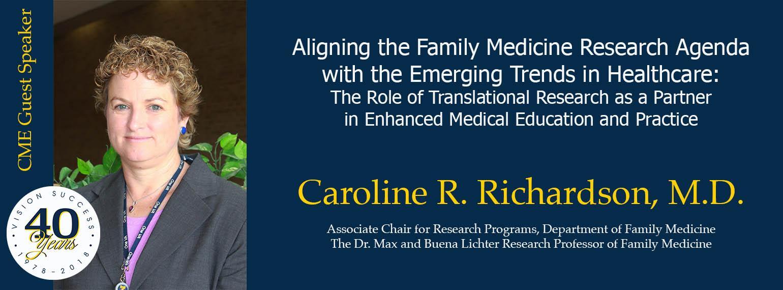 Caroline Richardson -