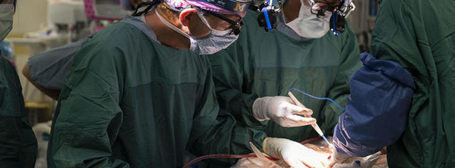 Michigan Medicine teams have successfully separated conjoined twins at C.S. Mott Children's Hospital