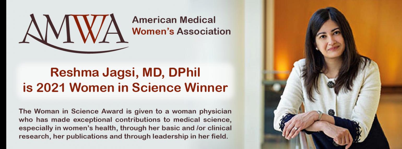 AMWA Women in Science Award