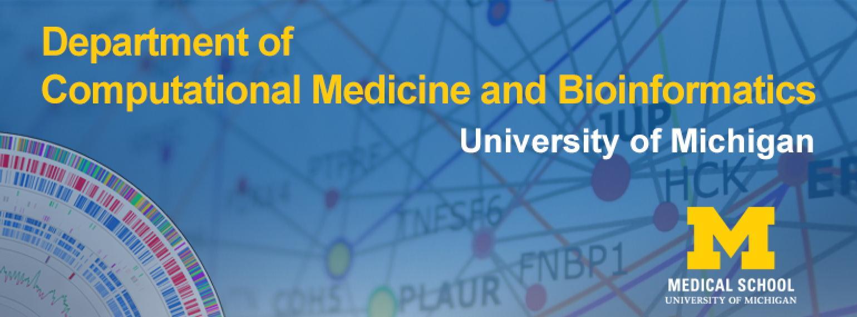 U-M Department of Computational Medicine and Bioinformatics