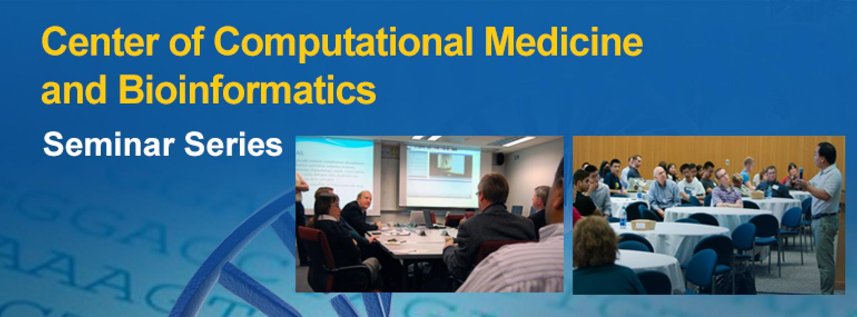 CCMB Seminar Series