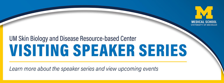 SBDRC Speaker Series