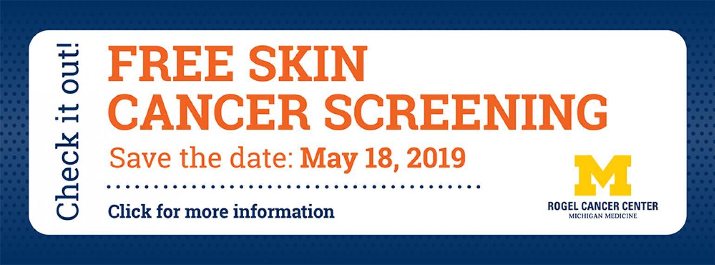 Free Skin Cancer Screening