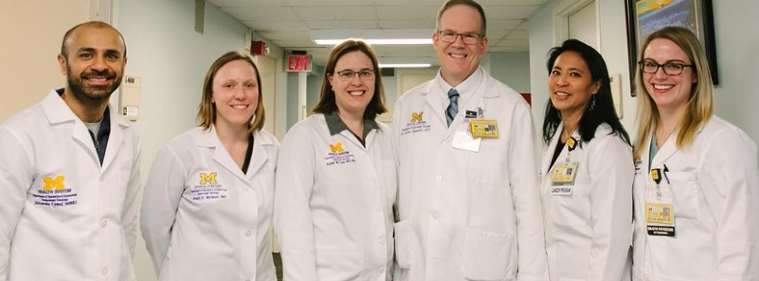 Gynecologic Oncology Faculty