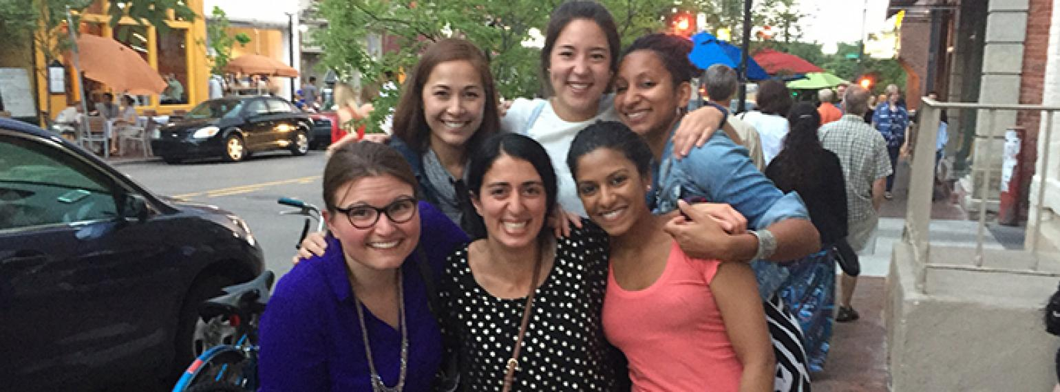 obgyn residents in downtown ann arbor