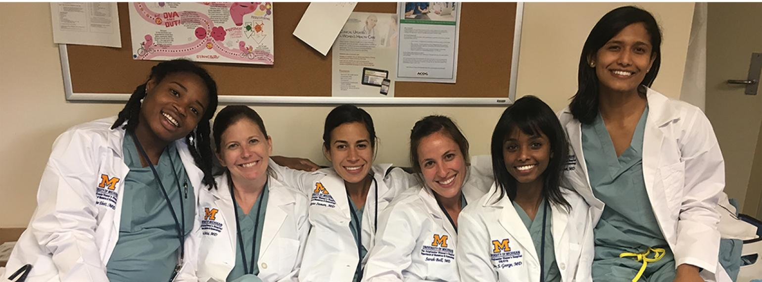 ObGyn Residents