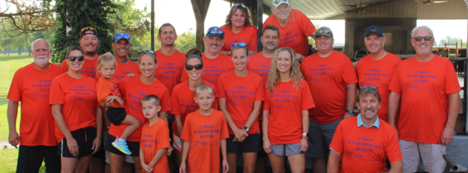 Selover Family Creates Annual Golf Outing for Mastocytosis Research