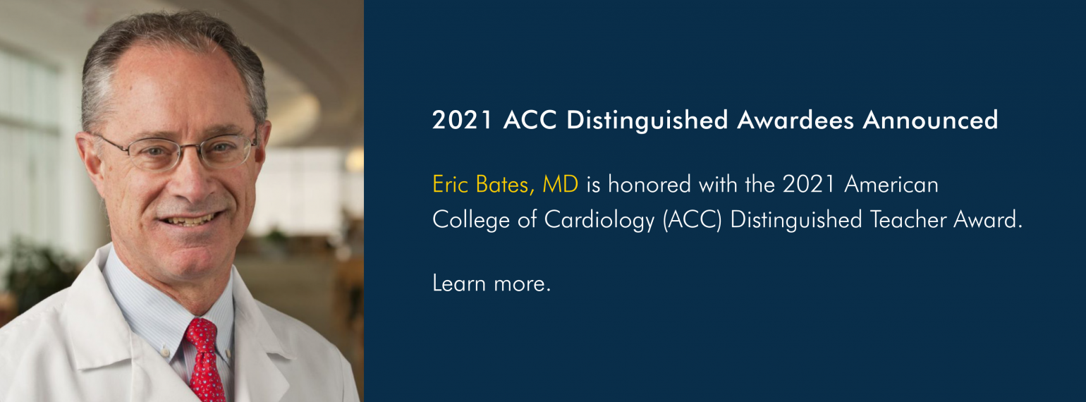 2021 ACC Distinguished Awardees Announced