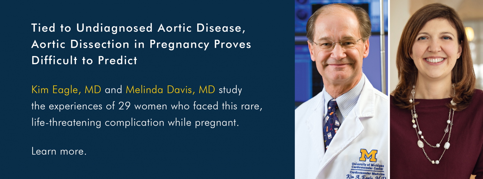 Tied to Undiagnosed Aortic Disease, Aortic Dissection in Pregnancy Proves Difficult to Predict