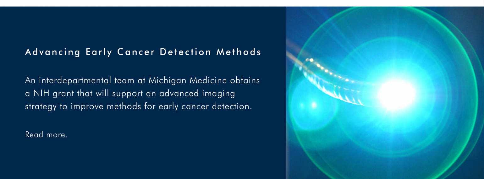 Advancing Early Cancer Detection Methods